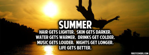 Country Summer Quotes