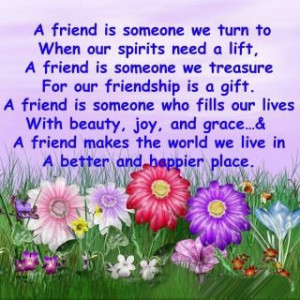 friend, friendship, inspirational pictures, motivational quotes ...