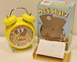 about Hee Haw Alarm Clock Hee Haw TV Show HeeHaw Metal Alarm Clock