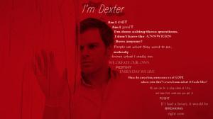 Dexter Dexter Quotes Wallpaper