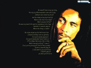 Bob Marley Quotes He