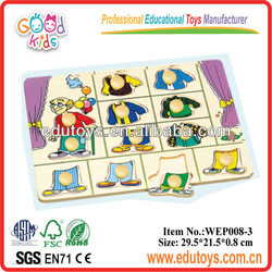 Preschool Puzzle Kindergarten Toy