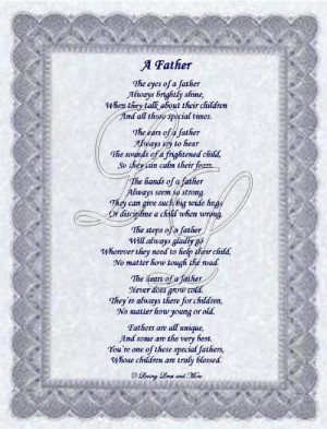 Quotes For Deceased Father...