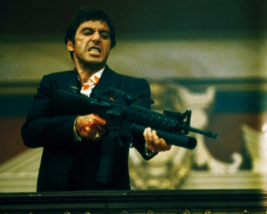 Tony Montana Scarface Al Pacino HD Wallpapers