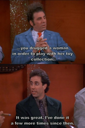 Seinfeld Kramer & the Merv Griffin show