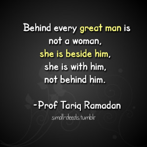 ... to women and her rights following are some islamic quotes about women