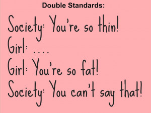Being Skinny Quotes Tumblr So why is skinny bashing