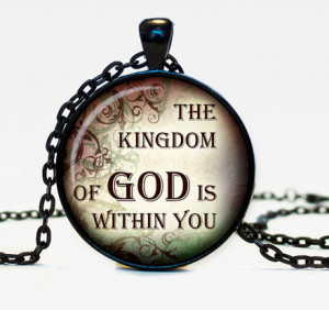 Christian-Quotes-pendant-Inspirational-necklace-Sayings-jewelry-Quotes ...