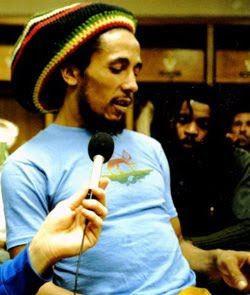 Bob Marley interview
