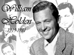 William Holden Merchandise...