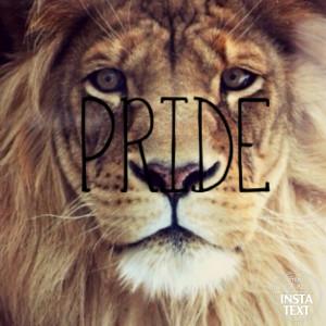 lions pride quote