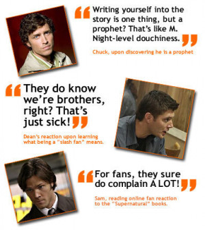 Supernatural quotes picture - supernatural-quotes Photo