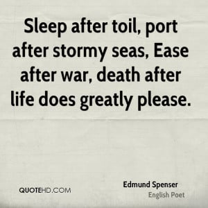 Stormy Sea Quotes