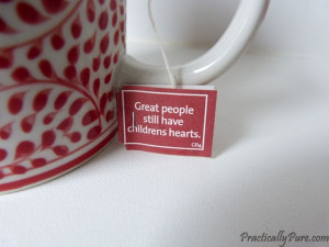 tea for inspiring quote lovers! 10 things I love about Yogi Tea ...