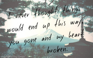 Sad Love Quotes for Boys