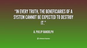 Asa Philip Randolph Quotes