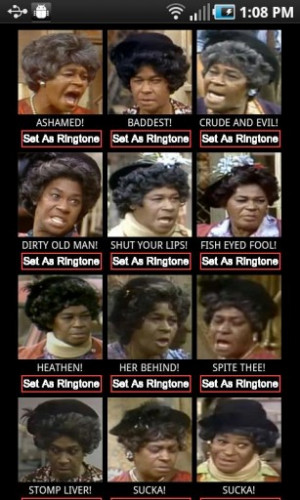 View bigger - Aunt Esther Soundboard for Android screenshot