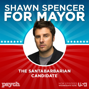 Best Quotes and Moments from Psych S07E10 The Santabarbarian Candidate