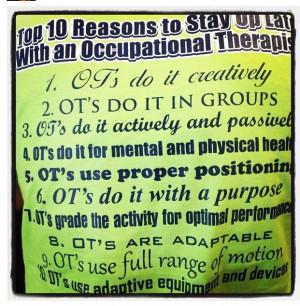 , Occupational Therapy Meme, Occupational Therapy Funny, Occupational ...
