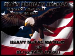 Heavy Metal Happy Birthday