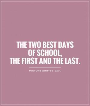 start of school quotes