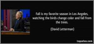 More David Letterman Quotes