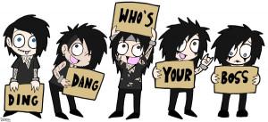 Ding Dang Who's Your Boss by Dethkira