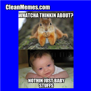 Image Name: Funny Baby Quotes