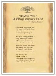 Family Reunion Poems Quotes...