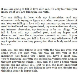 falling in love, love, quotes, relationships, text, typography