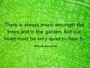 quotes #nature #garden #trees