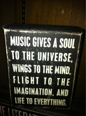Music quote in Quotes