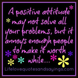 Attitude Quotes (Photos)