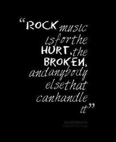 Rock Music Quotes   Rock Music Quotes