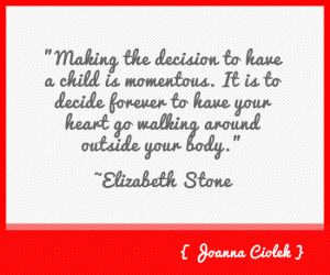Favorite Mother's Day Quotes - Joanna Ciolek