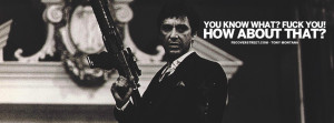 ... Guy Tony Montana... This Is Paradise Tony Montana Scarface Quote