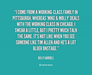 Working Class Quotes
