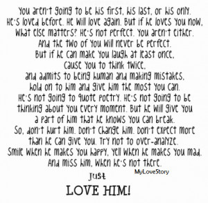 cute love quotes for himGiving Cute Love Quotes For Him From The Heart ...