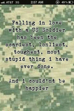 military quotes and sayings for girlfriends