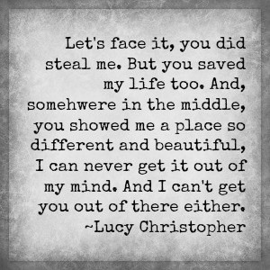... 2015 at 300 × 300 in you did steal me but you saved my life too