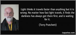 More Terry Pratchett Quotes