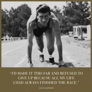Louis Zamperini quotes