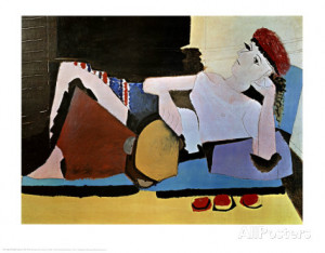 Pablo Picasso The Bullfight