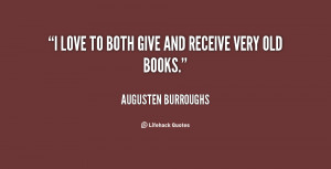 Quotes About Giving And Receiving