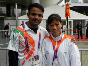 Vijay Kumar & Mary Kom give us an insight on what they did.