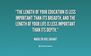 Quotes About Why Education Is Important