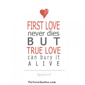 Love Quotes First Love Quotes