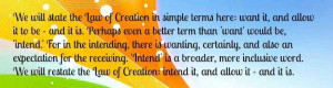 Abraham Hicks Quotes - Law of Creation