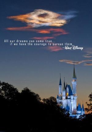 disney castle quotes quotesgram