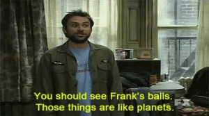 Always Sunny, Charlie Day quotes